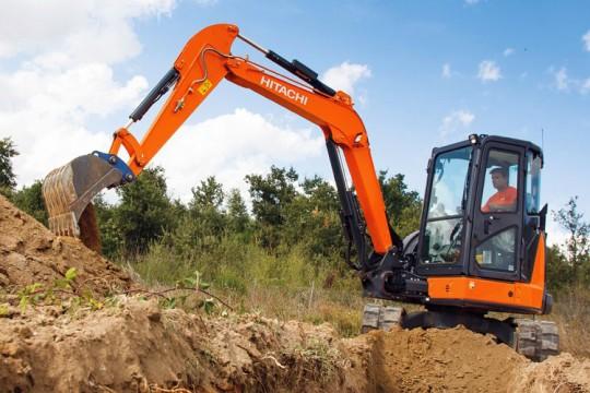 5 tonne excavator